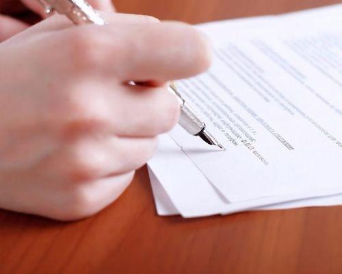 Написание заявления в полицию о порче имущества