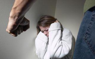 Ответственность за избиение жены