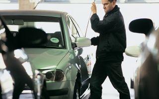 Предусмотренное наказание за угон машины