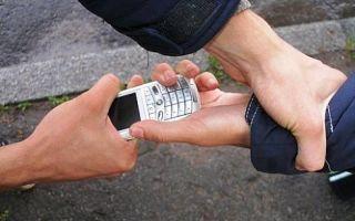Порядок действий, если в школе у ребенка украли телефон