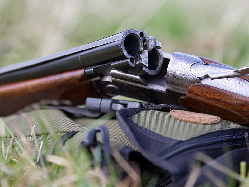 Нарушение правил хранения оружия