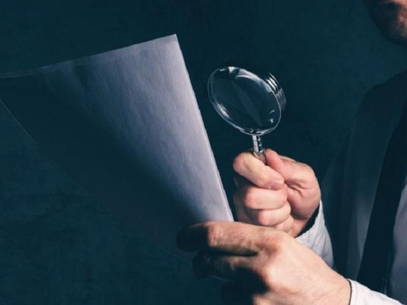 Виды и признаки подделки документов