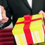 Взятка-подарок