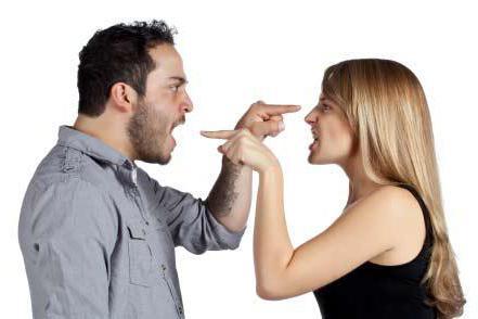 Угрозы и оскорбления