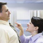 Ответственность лиц за оскорбление на рабочем месте