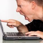 Оскорнбление президента в интернете