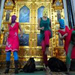 Pussy Riot в храме