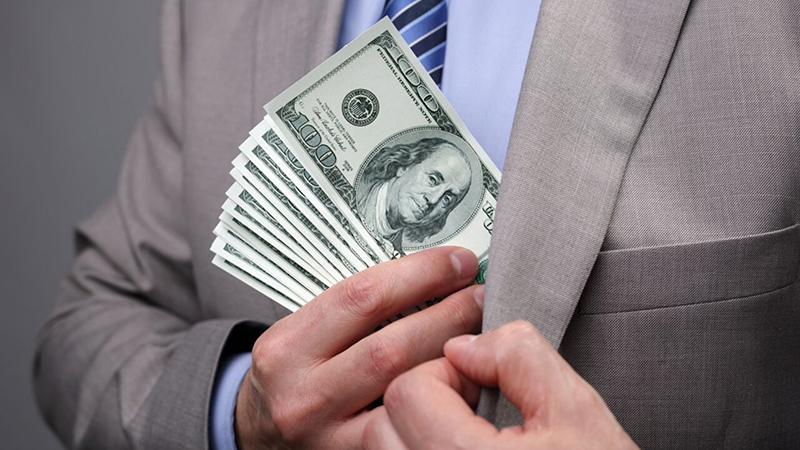 Уклонение от уплаты долга