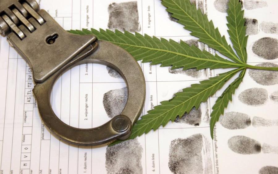 Наказание за наркотики