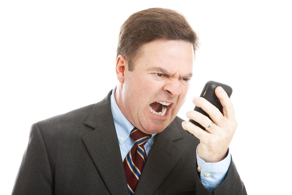Угроза по телефону