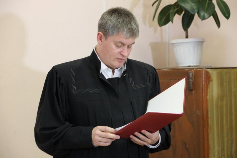 Вынесение приговора